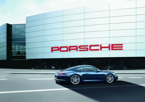 Porsche eyes Africa expansion